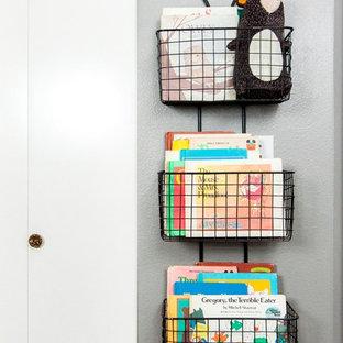 Kleines Uriges Babyzimmer in Seattle