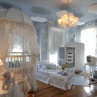 Shabby Chic Style Babyzimmer Ideen Design Bilder Houzz