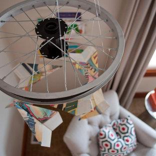 Nursery: A 'Take Flight' Inspired Room