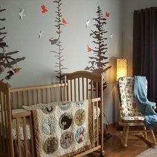 Rustic Nursery by Mona