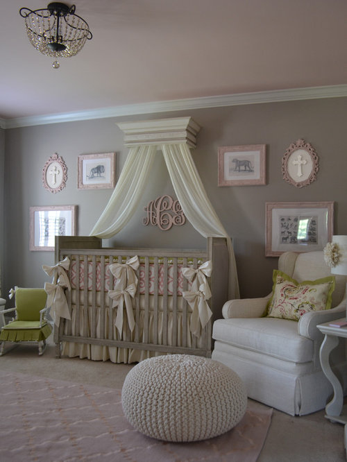Elegant Nursery Home Design Ideas Pictures Remodel And Decor