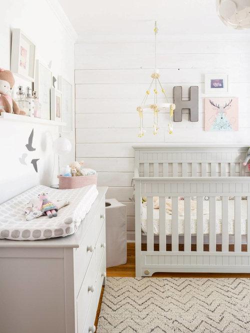 landhausstil babyzimmer - ideen & design