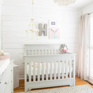 Inspiration for a cottage nursery remodel in Toronto