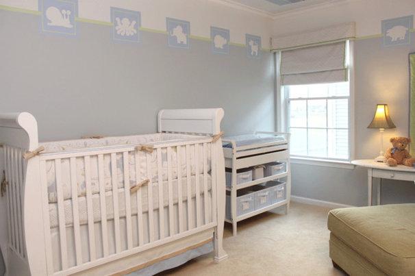 Contemporary Nursery Nursery