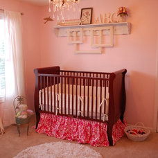 Traditional Nursery by Lori Harris