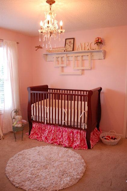 Traditional Nursery by Lori Harris