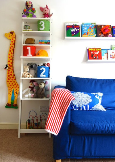 Contemporary Nursery by Making Spaces