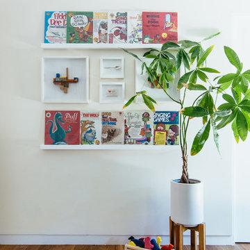 Studio City: Midcentury Modern Nursery