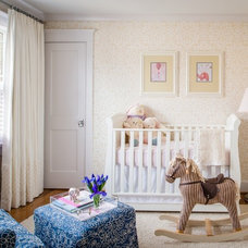 Traditional Nursery by Palindrome Design, LLC