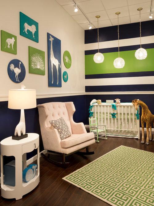 356 photos de chambres de bébé modernes