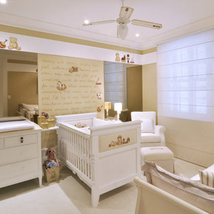 Music Theme Baby Nursery | Houzz