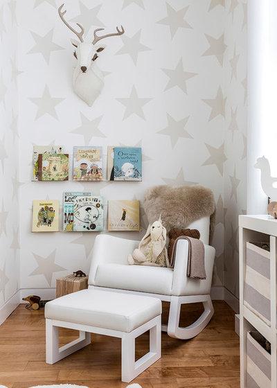 Modern Babyzimmer by SISSY+MARLEY