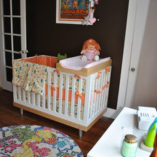 Modern Nursery Olivia Lily's Nursery