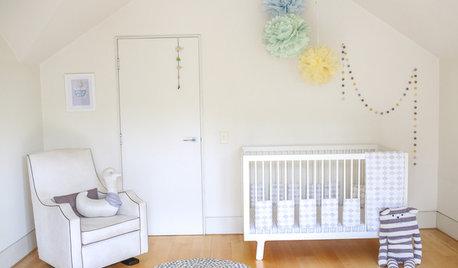 Meno Romantica, più Sofisticata: Come Arredare la Nursery con Stile
