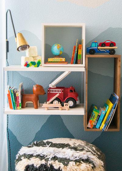 Klassisch modern Babyzimmer by Rebecca Interiors & Design by Numbers
