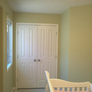 This is an example of a small nursery in Other.