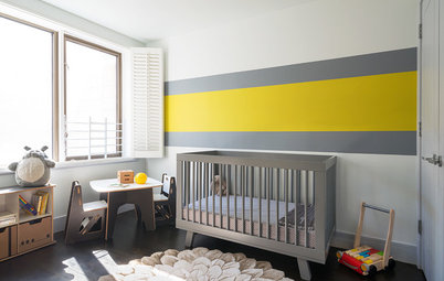 Less Cute, More Chic: The Path to a Sophisticated Nursery