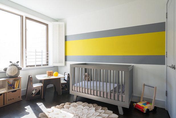 Contemporary Nursery by BanG studio