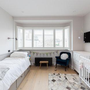 Parke Rd, Barnes SW13 front bedroom now new baby's