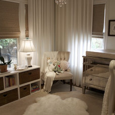 Traditional Nursery by Amy Lambert Lee