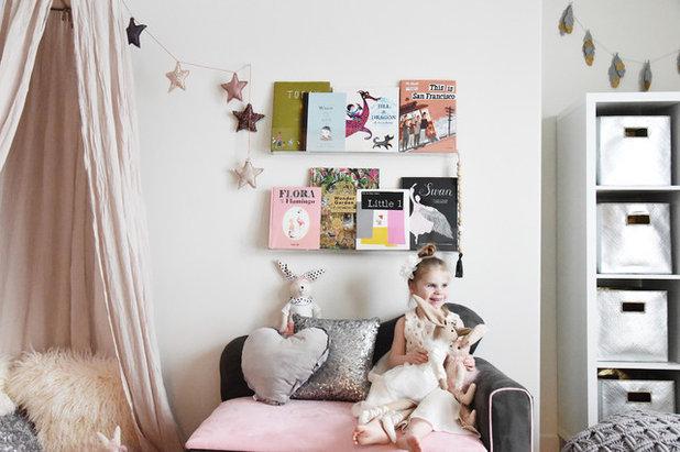 Moderne Chambre de Bébé by James Reese Baby