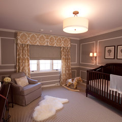 traditional kids by Reflections Interior Design