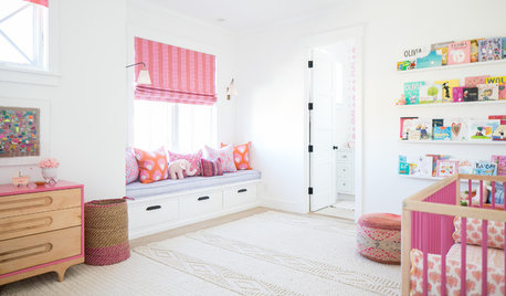 Get Ideas From the Most Popular New Nurseries on Houzz
