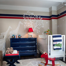 Transitional Nursery by Anjali Pollack Design