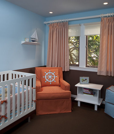 Contemporary Nursery by Artistic Designs for Living, Tineke Triggs