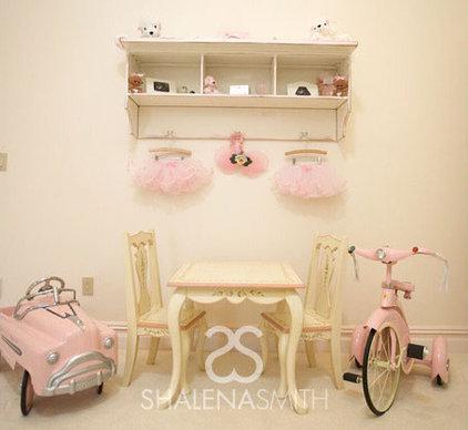 Traditional Nursery by Shalena Smith Interiors