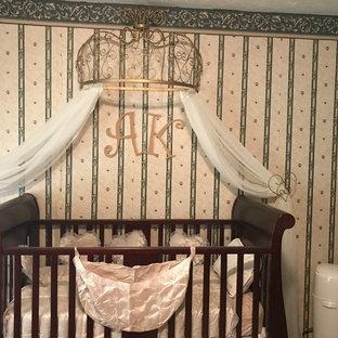 Exemple d'une chambre de bébé victorienne.