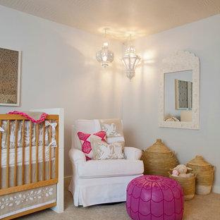 Chambre de bébé avec moquette Miami : Photos, aménagement et ...