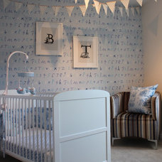 Traditional Nursery by Ishoka London