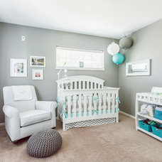 Traditional Nursery by Lindsay Heitlauf-Ferguson Sotheby's Int'l Realty