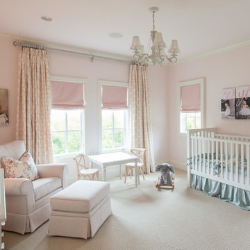 Refreshed French Remodel Nursery