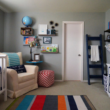 Room of the Day: Playful Accessories for a Dallas Nursery