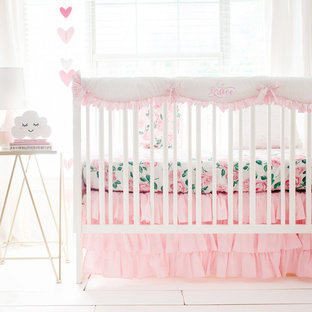 Photo of a traditional nursery for girls in Jacksonville.