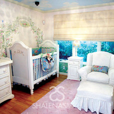 Traditional Nursery by Shalena Smith Interiors