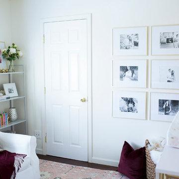 Roslyn's Room - Nursery Design