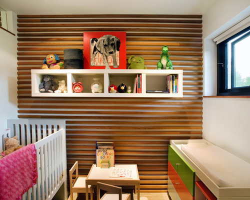 Top 100 Modern Nursery Ideas & Remodeling Photos | Houzz