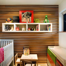 Modern Nursery by S2 Architects