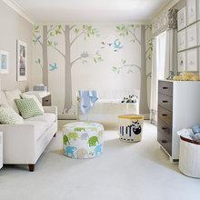 Babyzimmer, die ich meinen Kunden empfehlen würde