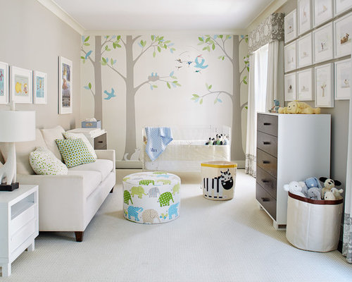 Nursery Design Ideas 21 gorgeous gray nursery ideas Saveemail
