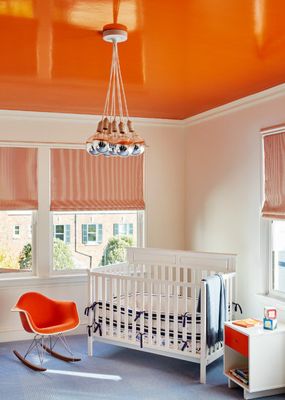 Transitional Nursery by Plath & Company
