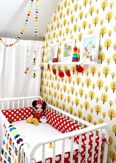 Scandinavian Nursery by Tiny Little Pads