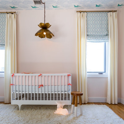 Nursery by M.A.D. Megan Arquette Design