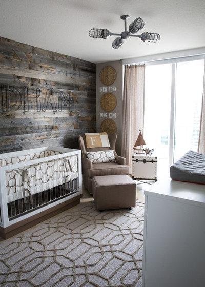Rustic Nursery by Vanessa Antonelli Designs