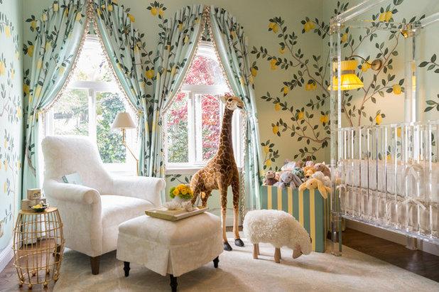 Modern Nursery by Lauren Edith Andersen, Photographer