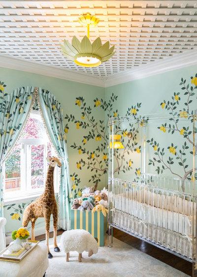 Traditional Nursery by Lauren Edith Andersen, Photographer