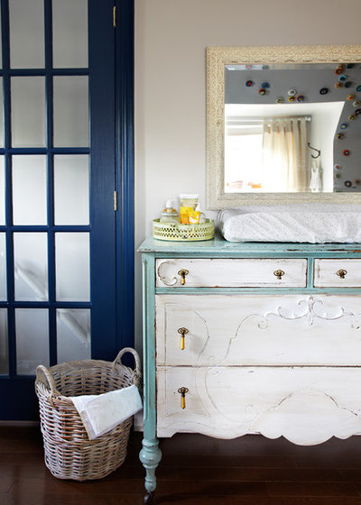 Shabby Chic Style Nursery By Lisa Petrole Photography